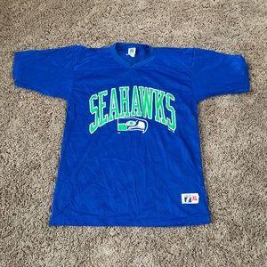 🔥Vintage Seattle Seahawks Mesh Jersey🔥